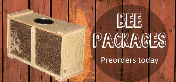 Bee Package Preorder